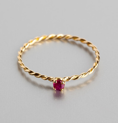 Ruby Jeanne Ring